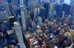 New York, skyline, m